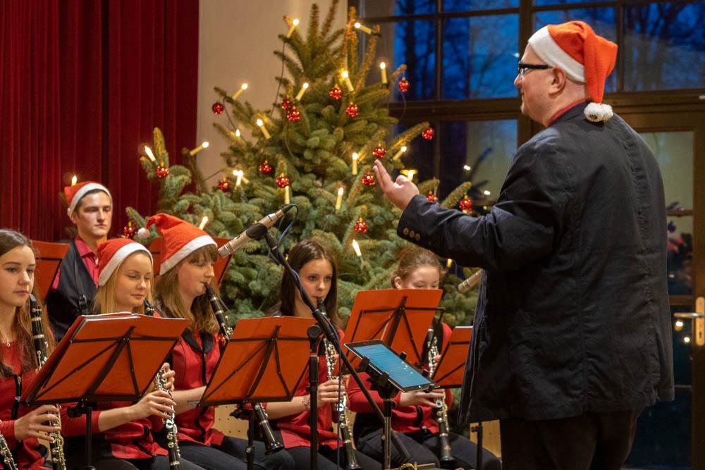 Weihnachtskonzert 2015 | Musikverein Mülsen e.V.