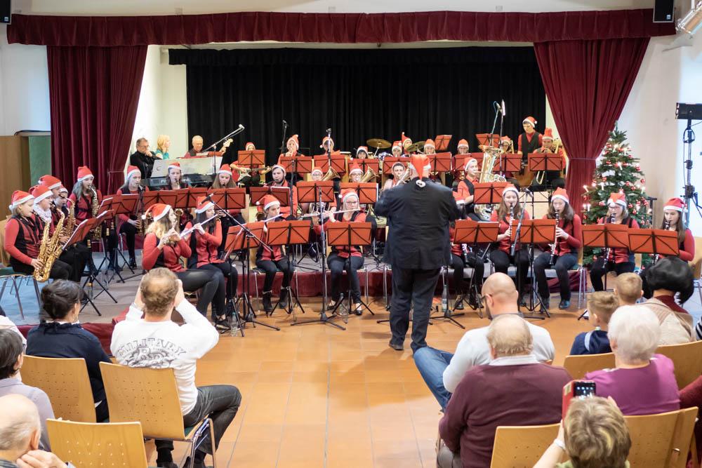 Musikverein Mülsen e.V. | Weihnachtskonzert 2017